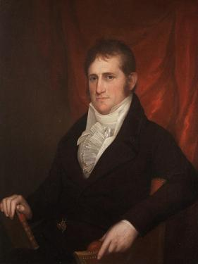 William Flintham, C.1805 by James the Elder Peale