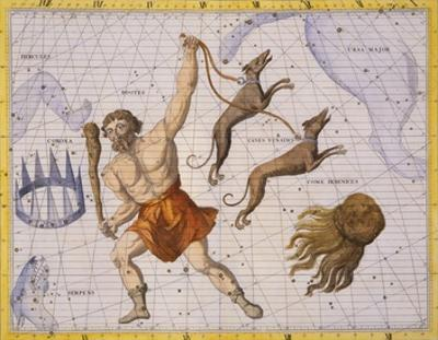 Constellation of Bootes