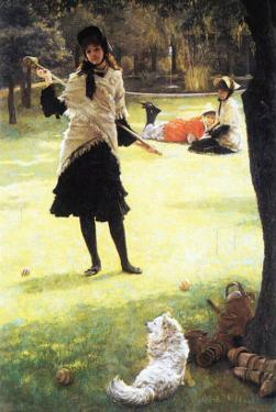 Cricket by James Tissot
