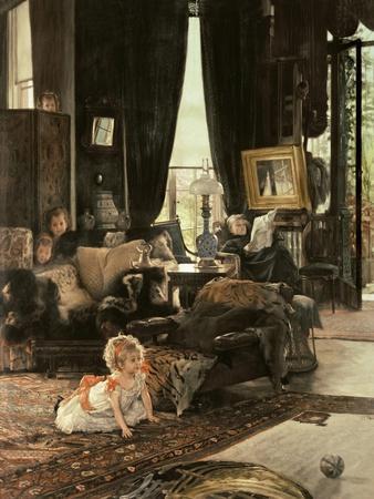 Hide and Seek, circa 1880-82