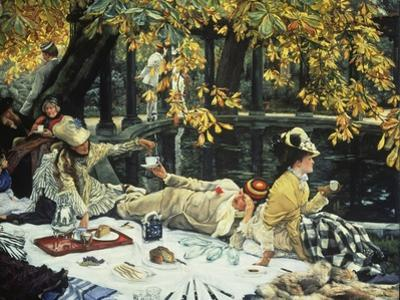 Holyday by James Tissot