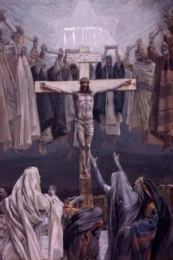 It is Finished by James Tissot