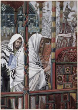 Jesus Teaching in the Synagogue, Illustration for 'The Life of Christ', C.1886-94 by James Tissot
