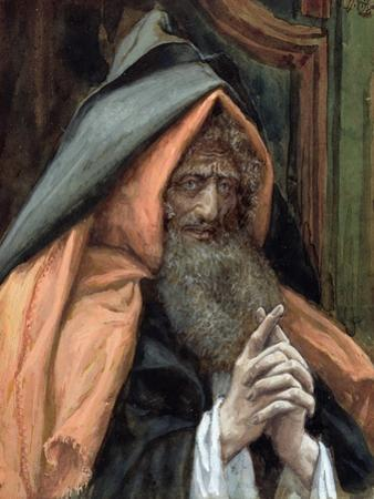 Joseph of Arimathea, Illustration for 'The Life of Christ', C.1886-94 by James Tissot