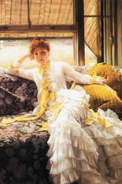 July by James Tissot