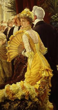 Le Bal (The Ball) by James Tissot