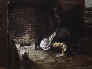 Lost Piece of Silver by James Tissot