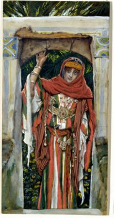 Mary Magdalene before Her Conversion, Illustration for 'The Life of Christ', C.1886-96 by James Tissot