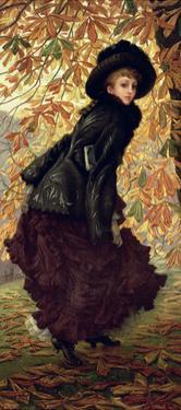 October, 1878 by James Tissot