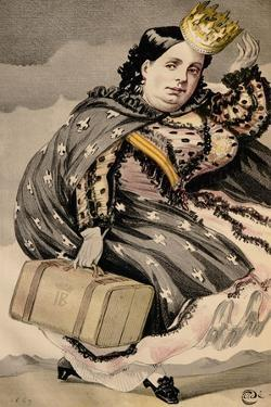 She Has Throughout Her Life Been Betrayed by Those Who Should Have Been Most Faithful to Her by James Tissot