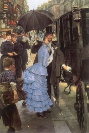 The Bridesmaid, 1884