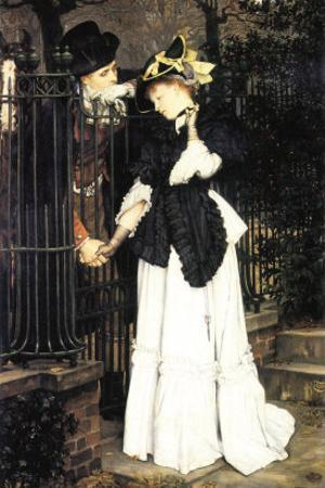 The Farewell by James Tissot
