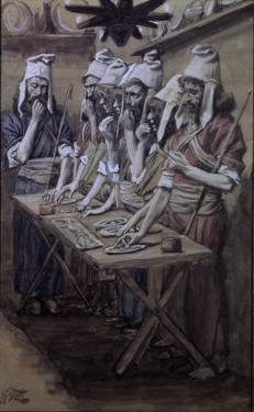 The Jews' Passover by James Tissot