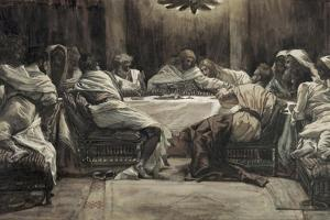 The Lord's Supper by James Tissot