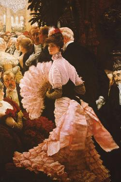 The Reception by James Tissot