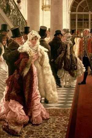 The Woman of Fashion (La Mondaine), 1883-5