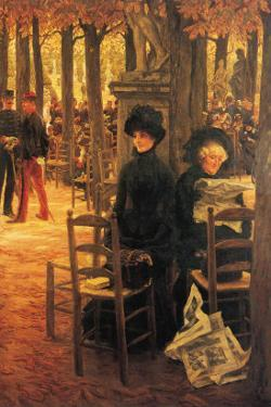 Without Aussteuer by James Tissot
