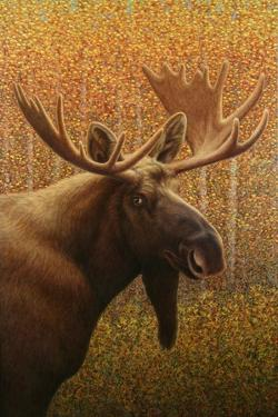 Moose by James W. Johnson