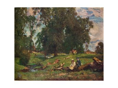 'The Meadow', c20th century