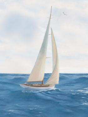 A Day at Sea I by James Wiens