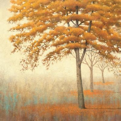 Autumn Trees I by James Wiens