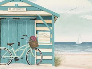 Beach Cruiser I Crop by James Wiens