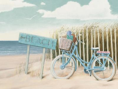Beach Cruiser II Crop by James Wiens