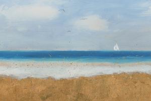 Beach Horizon by James Wiens