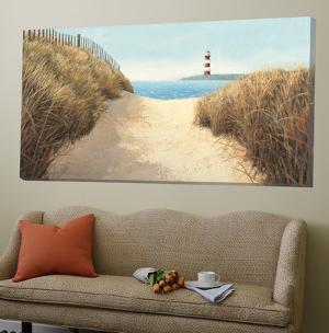 Beach path by James Wiens