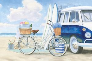 Beach Time I by James Wiens