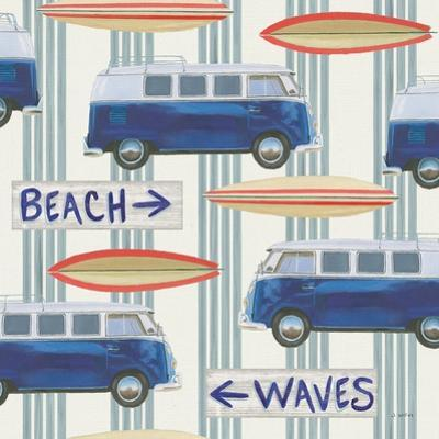 Beach Time Pattern III by James Wiens