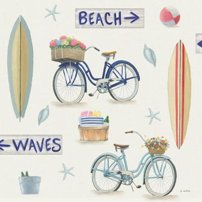 Beach Time Pattern VI by James Wiens