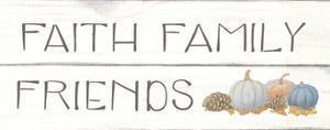 Beautiful Bounty III Faith Family Friends by James Wiens