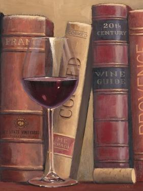 Books of Wine by James Wiens