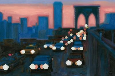Brooklyn Bridge Evening