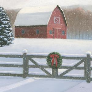 Christmas Affinity VI Crop by James Wiens