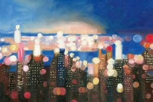 City Lights by James Wiens