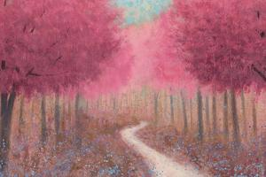 Forest Pathway Spring Crop by James Wiens
