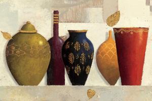 Jeweled Vessels by James Wiens