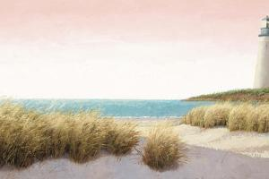 Lighthouse by the Sea Blush by James Wiens