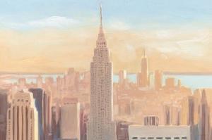 Manhattan Dawn by James Wiens