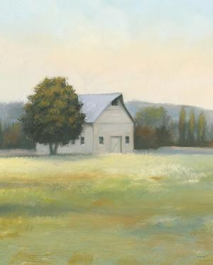 Morning Meadows II Crop by James Wiens