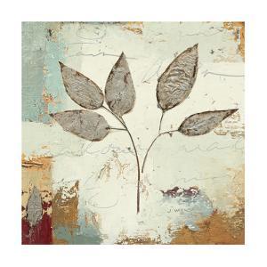 Silver Leaves III by James Wiens