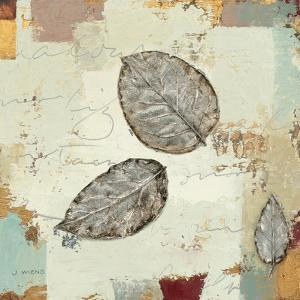 Silver Leaves IV by James Wiens