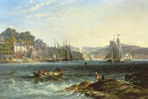 Rough Seas by James Wilson Carmichael