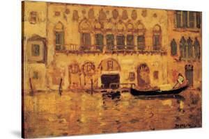 Old Palace, Venice by James Wilson Morrice