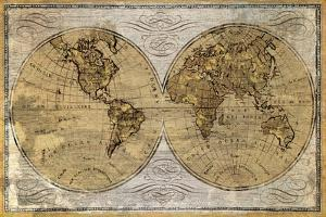 Worldwide I by James Wioens