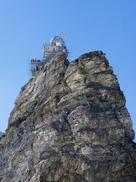 Switzerland, Bern Canton, Jungfraujoch, Sphinx Observatory by Jamie And Judy Wild