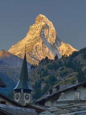 Switzerland, Zermatt, the Matterhorn, View from Zermatt by Jamie And Judy Wild