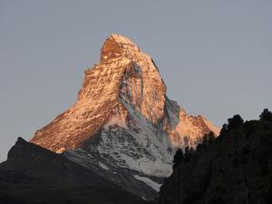 Switzerland, Zermatt, the Matterhorn by Jamie And Judy Wild